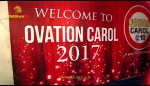 Video: DAVIDO, EBENEZER OBEY, D'BANJ, TIWA SAVAGE AT #OVATIONCAROL2017